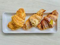 variedad de croissant x 3 unidades