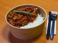 Tomaticán con arroz