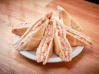 Sándwich Carlitos especial