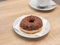 Donut chocolate cryspy