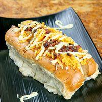 Hot dog el macho