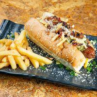Hot dog el otro macho