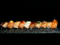 Nigiri Especiales a elección del sushiman (10 unidades)