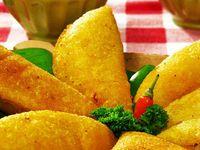 Porción de Empanadas de Camarón