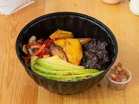 Bowl Date Vegetariano