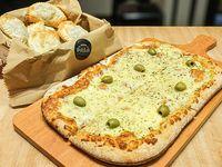 Promo - 12 empanadas + 1 pala mozzarella