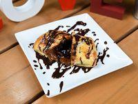 Empanada de chocolate