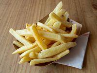 Caja pequeña de papas fritas 250 g (1 persona)