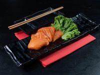 Sashimi sake (6 cortes)