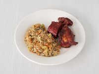 Combo Arroz + Costillas de Cerdo Thai