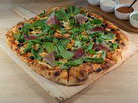 Promo para compartir 1 pizza X L + bebida 1.5 lt