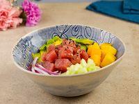 Tuna bowl