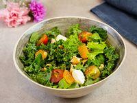 Kale tangerine salad