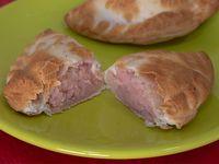 Empanada de roquefort y jamón