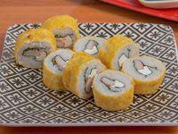 Kanikama cheese roll (8 piezas)