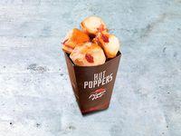 Hut Poppers Queso y Bocadillo