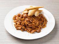 Spaguetti a la Marinera