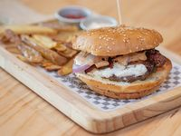 Miloddon burger