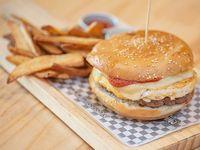 Chiliddon burger