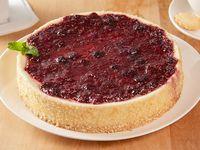 Cheesecake de crema de berries (23 cm)