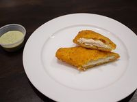Empanada de maíz de queso