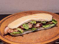 Sándwich tostongreen
