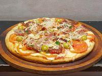 Pizza pig napolitana