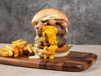Maxi royalty burger