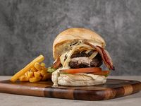 La yeyesada burger
