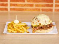 Hamburguesa Q' Chidos Doble Carne
