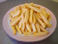 Papas fritas (chicas)