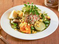 Ensalada detox de quinoa