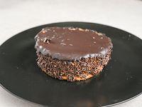 Alfajor granas de chocolate