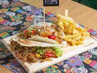 Tacos de ternerita
