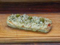 Pizzeta parmetto blue