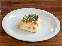 Empanada de espinaca y queso azul
