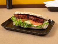 Sándwich de Costillitas