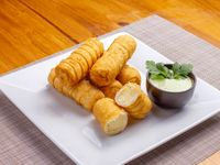 Promoción - 6 Tequeños de queso