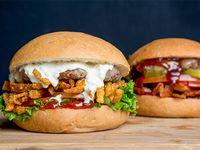 Promo 2 hamburguesas en combo