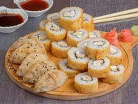 Promo – Bacok Burger & Sushi (25 piezas tempura)