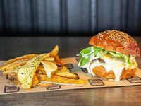 Capital burger