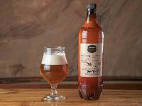 Cerveza artesanal Brunder estilo Blonde