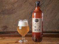Cerveza artesanal Brunder estilo British Golden Ale