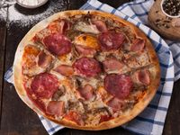 Pizza Meats Personal