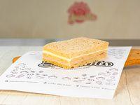 Promo - Sándwich triple de miga con Jamón y queso en pan integral