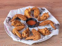 Alitas de Pollo x10 Unidades