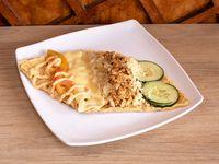 Crepe Salado Ranchero