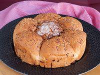 Pan de Bocadillo y Mozzarella
