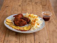 Pollo frito Corea del Sur