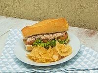 Sándwich Atún